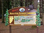 Medcalf Acres Riverfront Campground & RV Park, Schroon Lake, NY