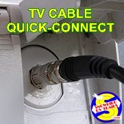 Making your RV set-up easier one connection at a time