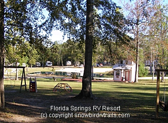 RVing in Florida