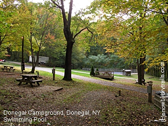 Donegal Campground, Donegal, PA