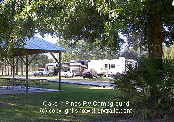 RVing in the Sunshine State