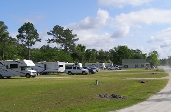 Campground in New Bern, NC