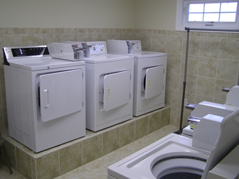 RV Park laundry facility