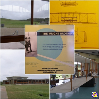 The Wright Brothers Memorial Park, Kill Devis Hills, NC