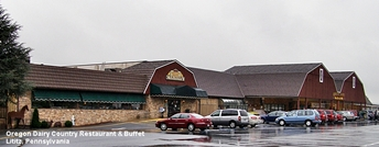 Oregon Dairy Country Restaurant & Buffet, Lititz, PA