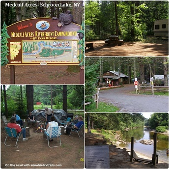 Medcalf Acres Riverfront Campground and RV Park