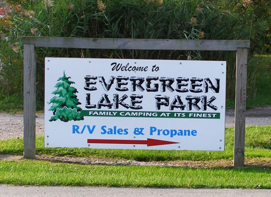 Evergreen Lake Park Campground