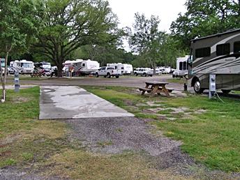 Rv Campground In Myrtle Beach