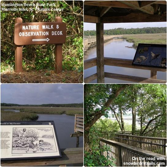 Snowbird Rv Trails Visits Huntington Beach State Park Near Myrtle Beach Sc