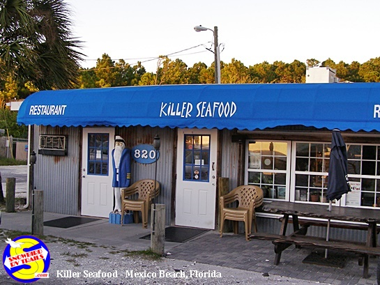 Seafood In Mexico Beach Florida